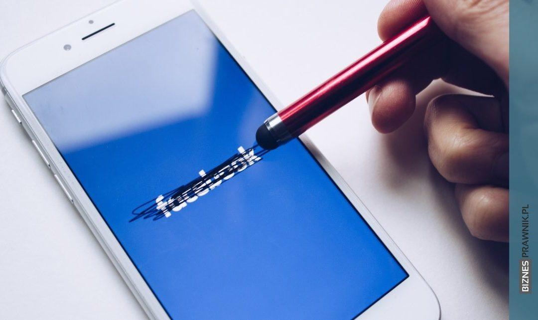 Fanpage na Facebook-u – kto odpowiada za dane osobowe użytkowników profilu?