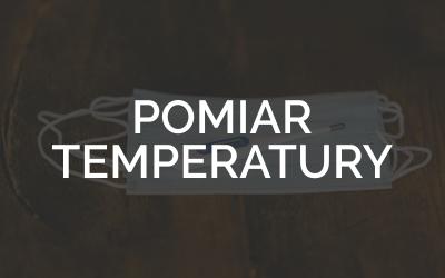 Urządzenia do pomiaru temperatury zgodne z RODO